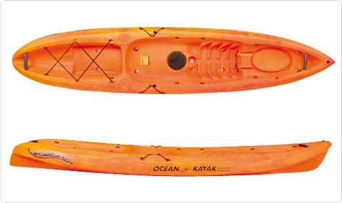 Sit-On-Top Rec Kayaks