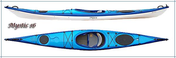 Sea/Touring Kayaks