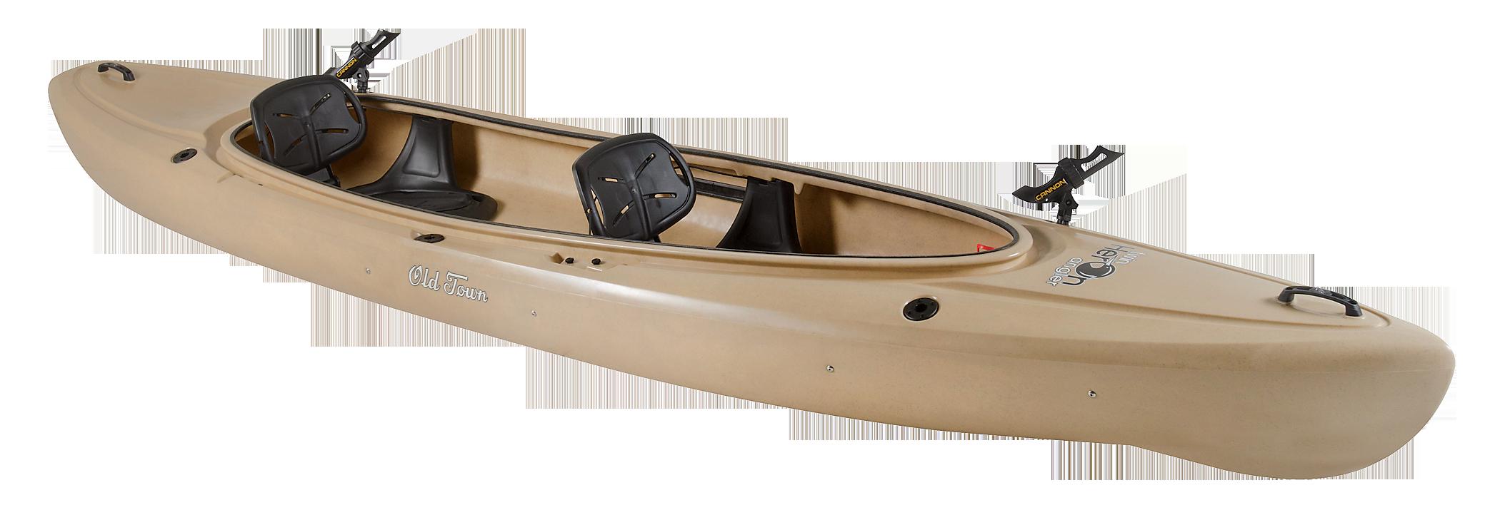Tandem Recreational Kayaks